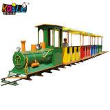 Paseo en el parque de diversiones de equipo eléctrico de los Niños Los niños mini tren Tren infantil (KL6014)