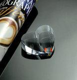 Crystal forme de coeur de la Chine de sulfure de cadeaux de décoration en verre