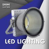 LED haute puissance Lumière d'intérieur industriel 600W Lampe haute baie