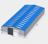 Fabrication en métal léger Joint de dilatation Structure en acier