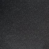 最新の縞ラインポリエステルElastaneの光沢がある反射夜連続したタイツファブリック