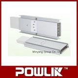 Plug-in do alojamento de alumínio de barramentos do sistema de entroncamento de iluminação