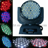PRO 108 * 3W RGBW LED Wash Moving Head Zoom Luz
