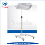 Três modos de controle de aquecedor radiante do lactente com visor LCD