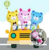 Kinder Cuffs ExtraVagant Auto-Sicherheitsgurt-Schulter nettes Karikatur-Stutzen-Kissen