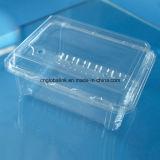 Contenitore impaccante di imballaggio di plastica della frutta a gettare pura della casella approvato dalla FDA 500 grammi