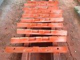 Alto trazador de líneas del tazón de fuente de la trituradora del cono del acero de manganeso