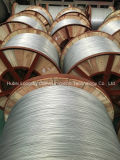 Acier plaqué aluminium pour câble Cooper