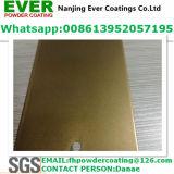 Aerosol Color de la perla de oro Ral1036 de recubrimiento en polvo electrostático