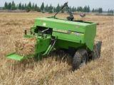 正方形のタイプ干し草の梱包機のわらの梱包機(THBシリーズ)