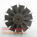 Asta cilindrica della rotella di turbina di TF035hm 49135-30100