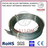 Surface lumineuse 5.0mm pour le fil de nichrome de grils (Ni60Cr15)