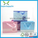 La bolsa de papel linda del regalo de China de la bolsa de papel de la maneta Twisted fabrica