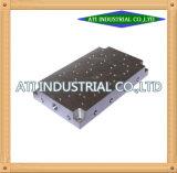 La base en aluminium de usinage de bâti de commande numérique par ordinateur d'usine d'Ar15-OEM partie les pièces de usinage de précision