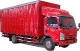 Isuzu 음료 수송 트럭