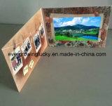 (2.4 / 4.3 / 5 / 7 дюйма) настраиваемых печать видео Business Card