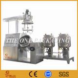 Omogeneizzatore di vuoto/miscelatore d'emulsione vuoto delle estetiche