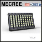 500W Reflector LED LED para iluminación del estadio de iluminación de pista de tenis