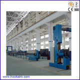 Ligne d'extrusion de câble cuivre faite à la machine à Dongguan