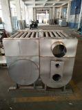 自動スプレー式塗料ブースの熱交換器