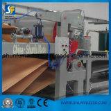 La fabbrica di fabbricazione di carta di Cina si è agganciata in macchina riciclata del laminatoio del cartone