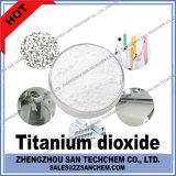 Pigmento Dióxido de titanio TiO2 blanco con el plástico Masterbatch