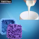 多彩な石鹸型を作るためのプラチナ治療のシリコーンゴム