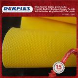 Fabricante revestido de la tela del encerado del PVC del precio revestido del encerado del PVC del rodillo