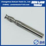 Торцевая фреза карбида высокой точности 4 каннелюр твердая для механических инструментов вырезывания