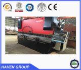 Machine à cintrer hydraulique de tôle de série de la qualité WC67 d'approvisionnement