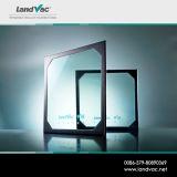O vácuo desobstruído de Landvac isolou o vidro usado na construção e em bens imobiliários