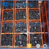 Industrielle stapelnde Metallspeicher-Gummireifen-Ladeplatten-Zahnstange