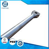Commande numérique par ordinateur usinant le de piston tige modifié d'acier allié avec la taille personnalisée