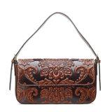 Bolsas do saco de ombro do couro do desenhador do preço de grosso da parte alta para mulheres