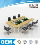 Um moderno design em forma de U mesa de reunião mesa de conferência