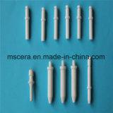 manicotto proteggente del tubo dell'asta cilindrica di ceramica della pompa dell'allumina di 95% 97% 99%