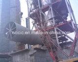 De Roterende Ovens van het cement