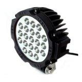 Epistar LED 63W de luz de trabajo de 7 pulg.
