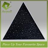 إستعمال داخليّة زخرفيّة يثقب معدن مثلث سقف