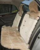 Luxuriöse echte Schaffell-Sitzdeckel stellten in 5 Stücke ein