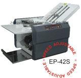 Machine de papier électrique semi-automatique du dépliant A3 (EP-42S)