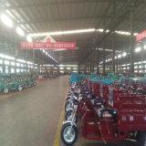 800Kgs grande capacidade de carga de gasolina híbrido de carga/Triciclo Eléctrico adultos