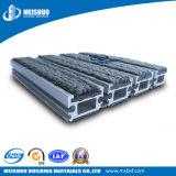 Tapis d'entrée industriel en aluminium lourd en Chine