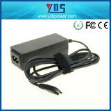 新しい19V 1.75A 33W AC DC USB 6pin力のアダプター