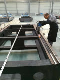 大きい力の金属板CNCレーザーのカッター、アルミニウム、金属板鋼鉄のためのレーザーの打抜き機
