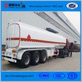 3 de Aanhangwagen van de Olietanker van de as Voor de Vrachtwagen van de Brandstof voor Verkoop