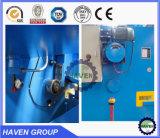 Máquina hidráulica do corte e de estaca da guilhotina do CNC, máquina de estaca da placa de aço, máquina de corte de Hydrualic