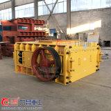 Kohle-Steinzerkleinerungsmaschine der doppelten Zahn-Rollen-Zerkleinerungsmaschine-Ausschnitt-Maschine