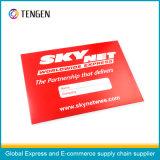 Sobre modificado para requisitos particulares de la cartulina para expreso y el comercio electrónico