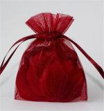 Hochzeits-Geschenkdrawstring-Organza-Geschenk-Beutel